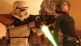 Star Wars Battlefront: Hero Hunt Is Awesome!