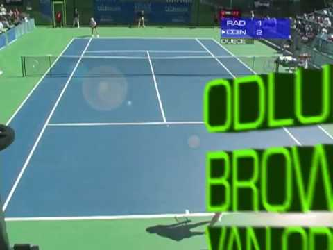 Women's Final Highlights Vancouver Open 2008