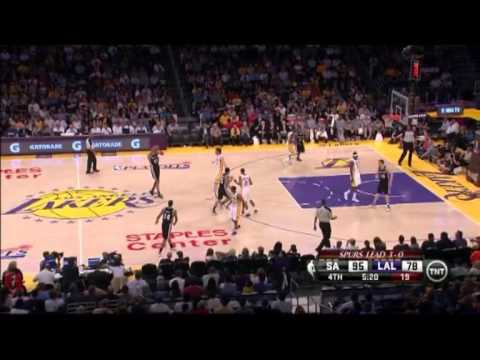 Best Offense Ever - 2012-13 Playoff Highlight of Spurs