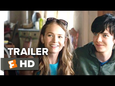 The Space Between Us Official Trailer #1 (2016) - Asa Butterfield, Britt Robertson Movie HD