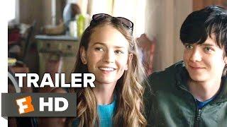 The Space Between Us Official Trailer #1 (2016) - Asa Butterfield, Britt Robertson Movie HD