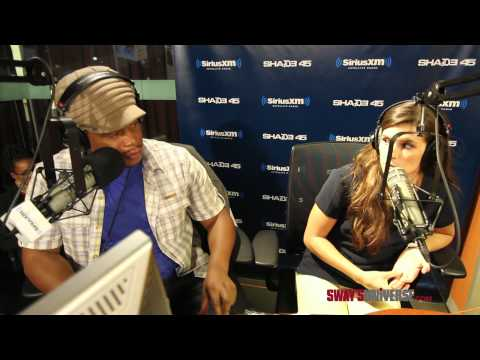 Danica Patrick Talks Nascar Money and C.O.P.D on #SwayInTheMorning