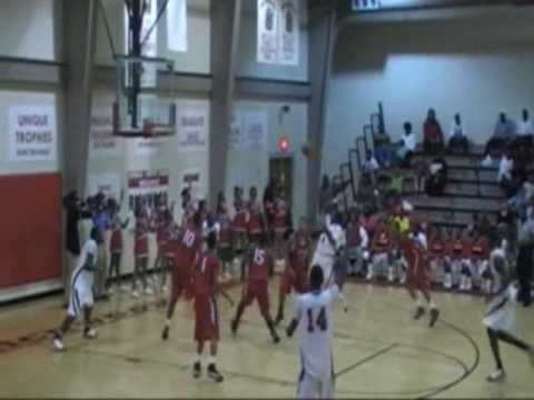 Ladon Carter Highlights (Richwood High School)