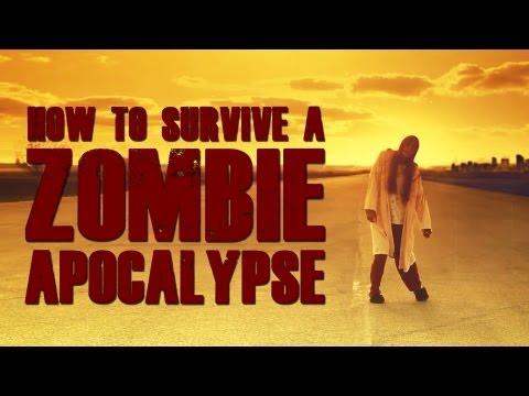 Cómo sobrevivir a un apocalipsis zombie