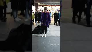 180220 디오비 DOB 효진&태영 홍대공연 / Chris brown - sex (태영solo)