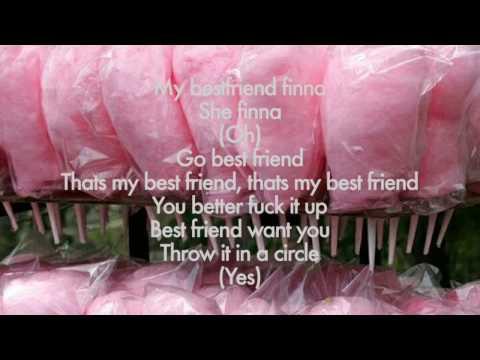 Tokyo Vanity - That's My Best Friend (Lyrics)