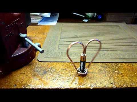 Homopolar motor for Homopolar motor science project