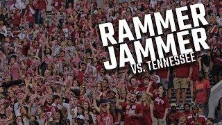 Watch Alabama fans sing