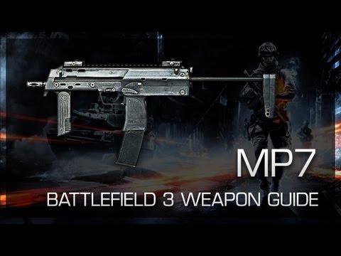 MP7 : Battlefield 3 Weapon Guide, Gameplay & Gun Review