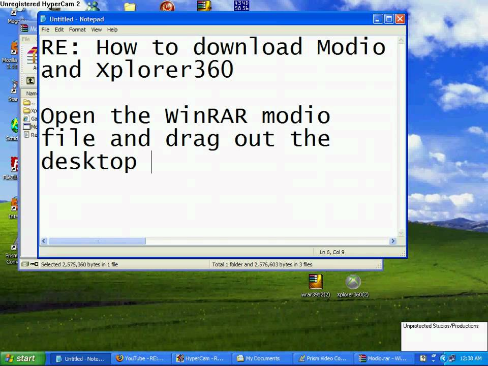 RE: How to download Modio and Xplorer360 Part 2 - YouTube
