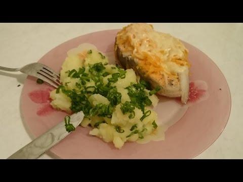 Форель в духовке Рецепт рыба запеченная в фольге вкусно приготовить второе блюда из красной рыбы
