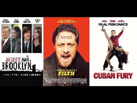 Trailer Thursdays: The Angriest Man In Brooklyn, Filth, Cuban Fury