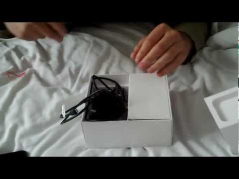 HTC Rhyme UK unboxing