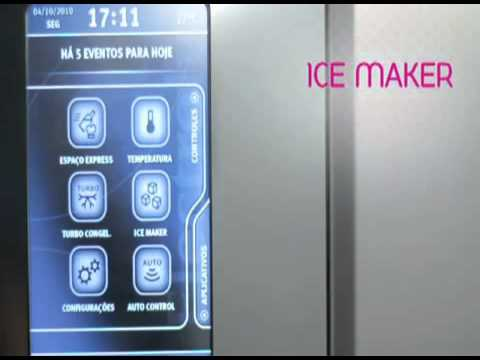 Refrigerador Electrolux DT80X Frost Free Infinity I Kitchen - Lojas Colombo