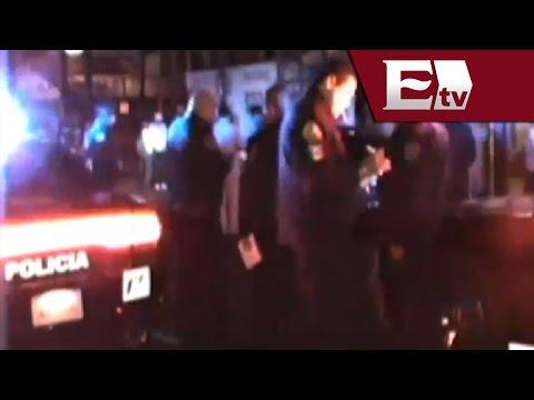 Cae banda dedicada al robo de autos en el DF / Vianey Esquinca