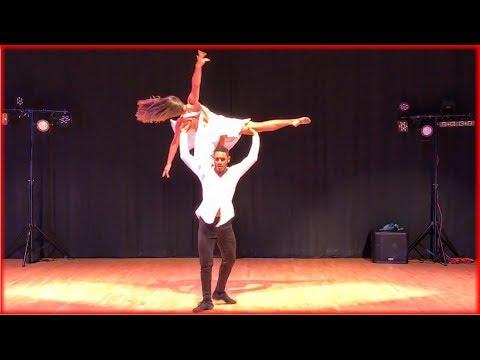 William Teixeira & Paloma Alves - Zouk Dance Performance at ZoukMe SF 2017