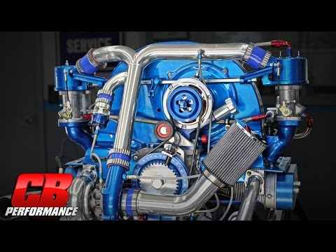 CB Performance - 2332cc Turbo Engine (made 330hp)