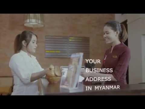 Yangon's Premier Business Centre