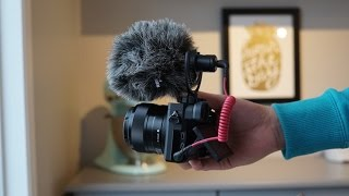 Sony a6500 + Rode Video Micro - For Weddings? SAMPLE TESTS 4K Footage