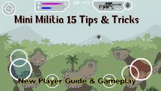 Mini Militia 15 Tips and Tricks with Gameplay 2017