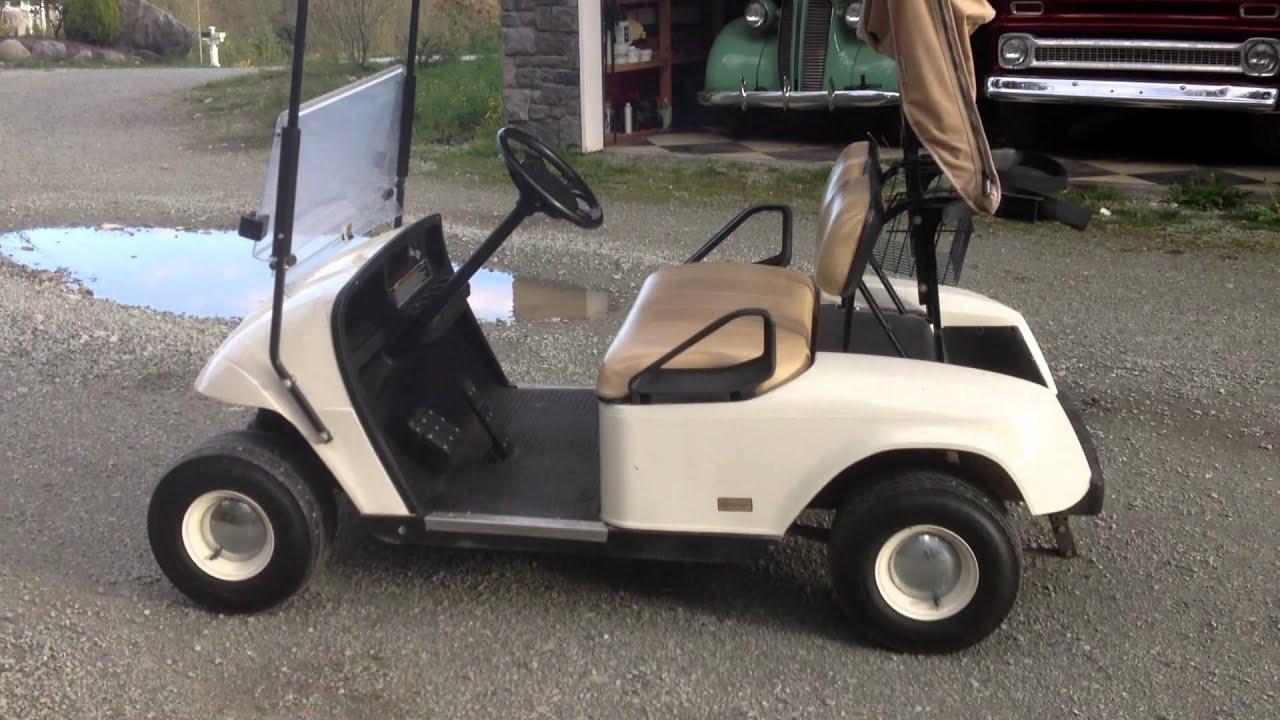 2006 Ez-go Electric Golf Cart