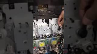 How to Remove Canon Imagerunner Advance C5030 / C5035 / C5045 / C5051 Toner Cartridge