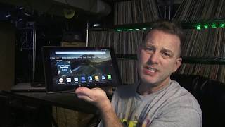Amazon Fire HD 10 - A Micro SD Card Upgrade Test