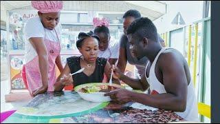 You Won't Believe what People  Eat  for Breakfast In Ghana!