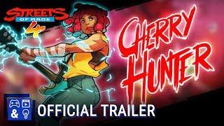 Streets of Rage 4 - Cherry Hunter Gameplay Trailer