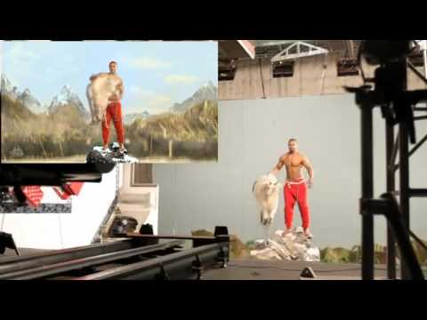 Old Spice | Commercial | Making of