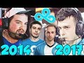 The Complete Evolution Of Cloud9 (2014   2017)