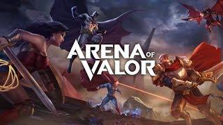 Гайд на запуск и стрим игры: Arena of Valor (AoV)