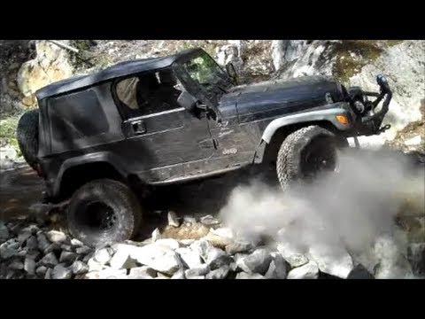 Tire Blowout 4x4