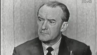 What's My Line? - Erle Stanley Gardner; George Sanders; Jim Backus [panel] (Sep 15, 1957)