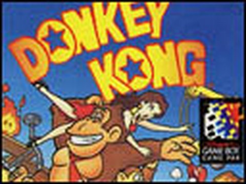 Classic Game Room HD - DONKEY KONG for Game Boy review