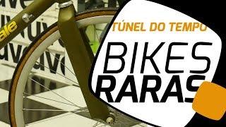 Bikes raras que ainda encontramos nas lojas. Cannondale, Caloi e Diamond Back. Pedaleria