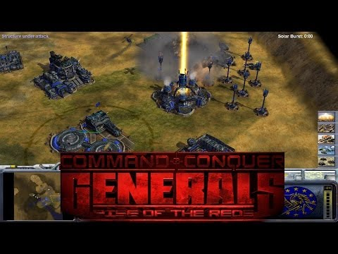 how to make command and conquer generals widescreen