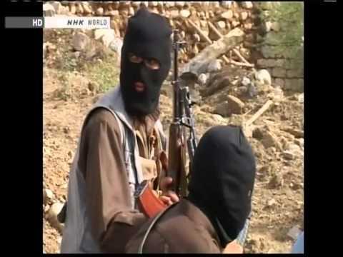 US, Pakistan, Afghanistan, China, India - NHK In-depth