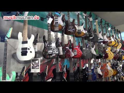 Ein Besuch im Just Music Store Berlin