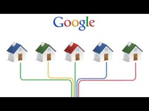 Google Fiber: 100 Times Faster Than Your Internet