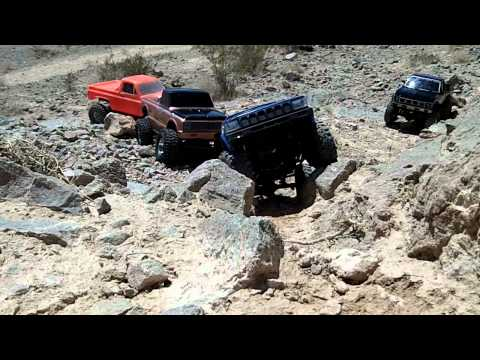 Axial Scx10 or Rc4wd Tf2 RC EXCURSION-#50