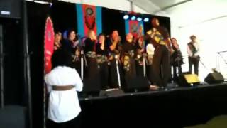"MDA Diversity Choir - ""Modimo re boka wena"""