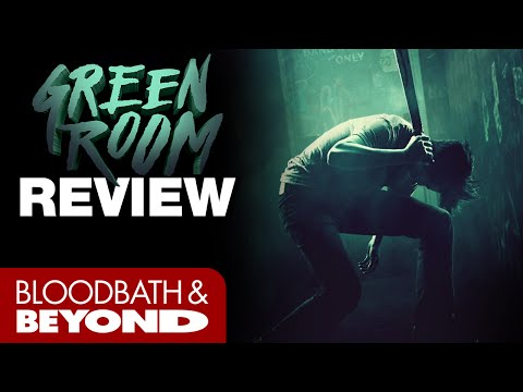 Green Room (2016) - Horror Movie Review