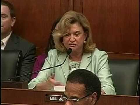 Rep. Maloney questions Treasury Sec. Geithner