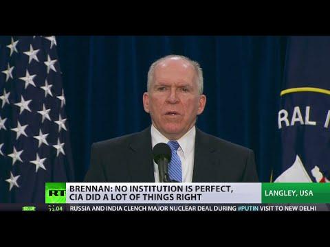Damage Control: CIA chief challenges torture report claims, defends Bush-era tactics