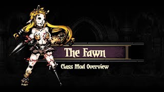 Darkest Dungeon Mods: How to play The Fawn!