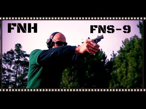FN Herstal (FNH) FNS-9 9mm Handgun Review (HD)