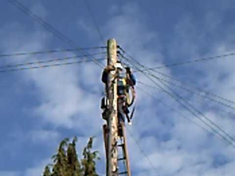 Lyddington Rutland Telecom FTTC Elec connection 1