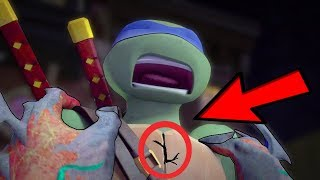 Teenage Mutant Ninja Turtles Legends - Part 105 - What Really cracked Leonardo's shell