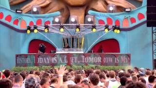 John Digweed (1) at Tomorrowland 2012